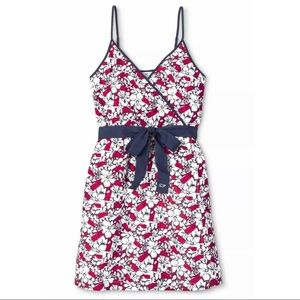 Vineyard Vines X Target Red Hibiscus Whale Dress